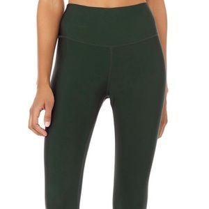 Alo Yoga 7/8 High-Waist Legging (sold out online)
